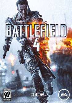 [Battlefield 4] Key für 12,95 EUR bei Gamesrocket