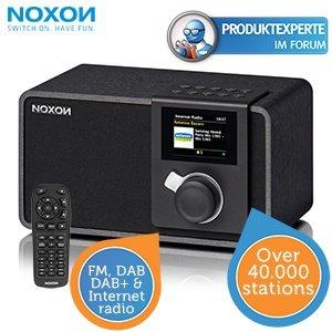 Noxon iRadio 410 Internet Radio für 188,90€ (17% Rabatt) auf iBood.de