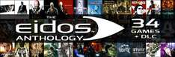 [Steam] Eidos Anthology mit 75% Rabatt für 51,99€ direkt bei Steam bzw. ab 25€ bei Steamtrades (34 Games und 52 DLC's)