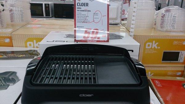 Barbecue Elektrogrill für 20€ (Lokal Media Markt HH Wandsbek)