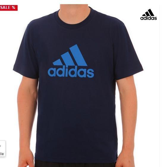 [Tennis-point.de] Adidas Climalite T-Shirts in verschiedenen Farben