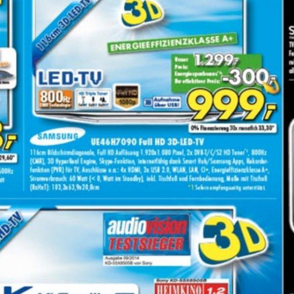 Samsung 46 H 7090 Premium TV