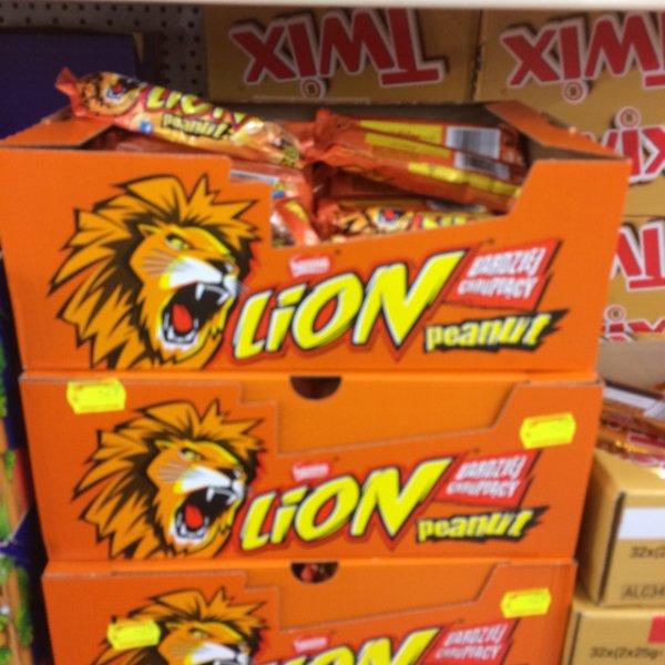 [Lokal Bad Salzuflen] Magowsky SoPo Lion Peanut Butter Schokoriegel 0,29 Cent