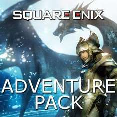 Square-Enix US-Gamebundle als PC Download für 35,50€ auf www.amazon.com