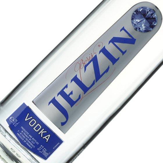 [NORMA BUNDESWEIT] Vodka Jelzin 37,5% 0,5l für 3,99€