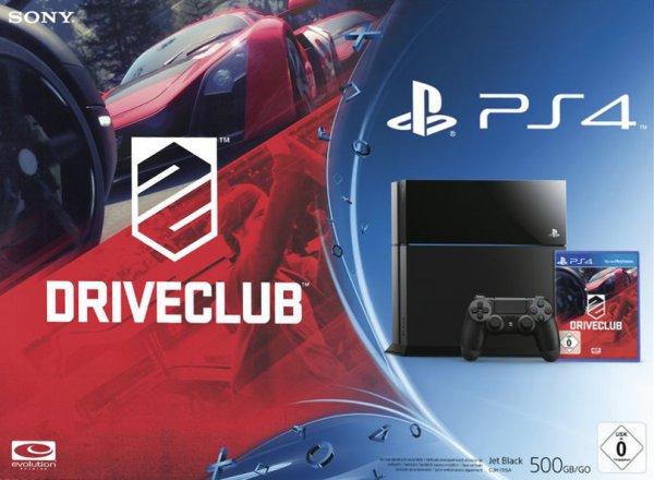PlayStation 4 inkl. DriveClub Spiel für 379,90€ @ebay