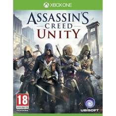 Xbox One Assassins Creed Unity PreOrder digital