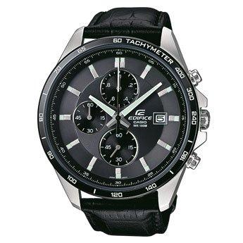 Casio Herren-Armbanduhr XL EDIFICE Analog Quarz EFR-512L-8AVEF