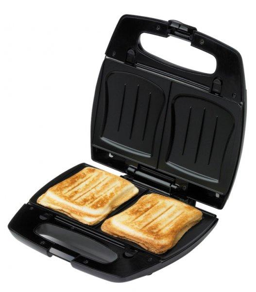 10,68€ Breville VST051X Sandwichmaker mit abnehmbaren Platten, 750 W Amazon [WHD]