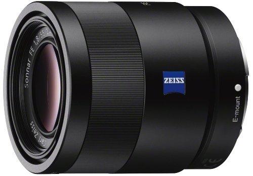 Sony Zeiss Sonnar T* FE 55mm f1.8 ZA (SEL-55F18Z) E-Mount für 746,86 € @Amazon.fr