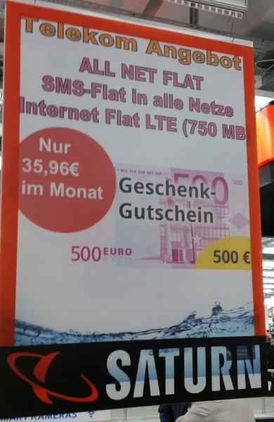 All net Flat Mobilcom Debitel D1 effektiv 16,37Euro bei 24Monaten Laufzeit