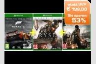 Dead Rising 3 Apocalypse + Forza 5 GOTY + Ryse Legendary Edition für Xbox ONE Bundle Unterhaltung Xbox One für 73,-@saturn.at NUR HEUTE