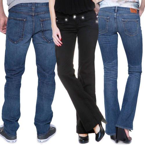 TRUE RELIGION Herren & Damen Jeans - Neu vom Händler - 99 Euro