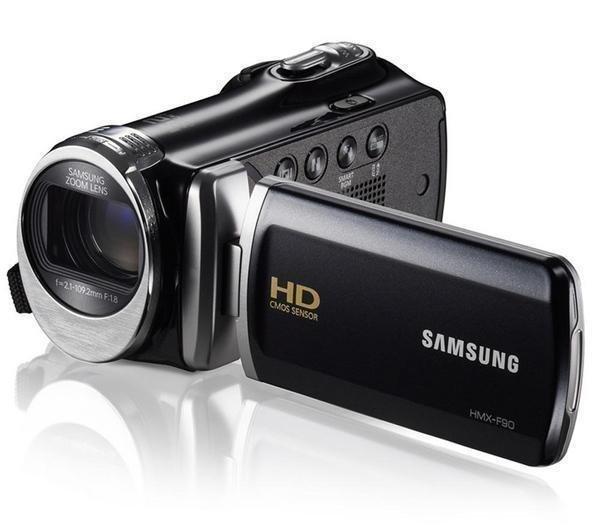 [Pixmania.de] SAMSUNGHMX-F90 Camcorder für 104,98€ / Nikon Coolpix L330 Kompaktkamera für 144,98€