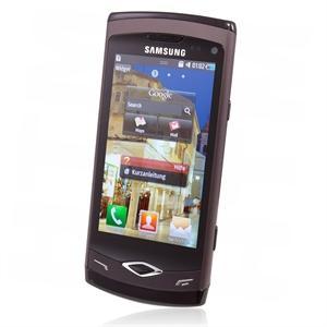 Samsung Wave GT S8500 (1 Ghz, 2 GB interner Speicher, Super Amoled Display, Touchscreen, bada-Betriebssystem) @Ebay -19%