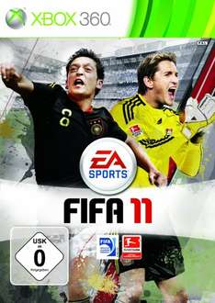 @Amazon-WHD FIFA 11 Xbox 360