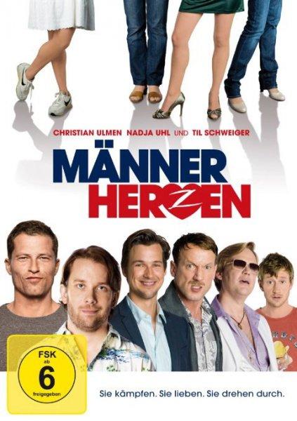Männerherzen DVD für 0,81 Euro (Prime) @ Amazon WHD (Gebraucht-Gut)