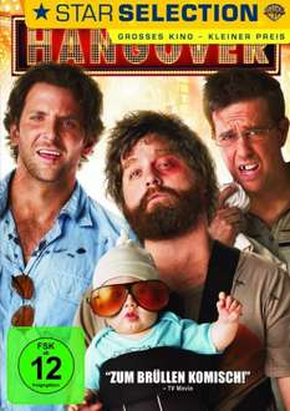 Hangover DVD (Prime) @Amazon WHD (Gebraucht-Gut) für 1,33 Euro