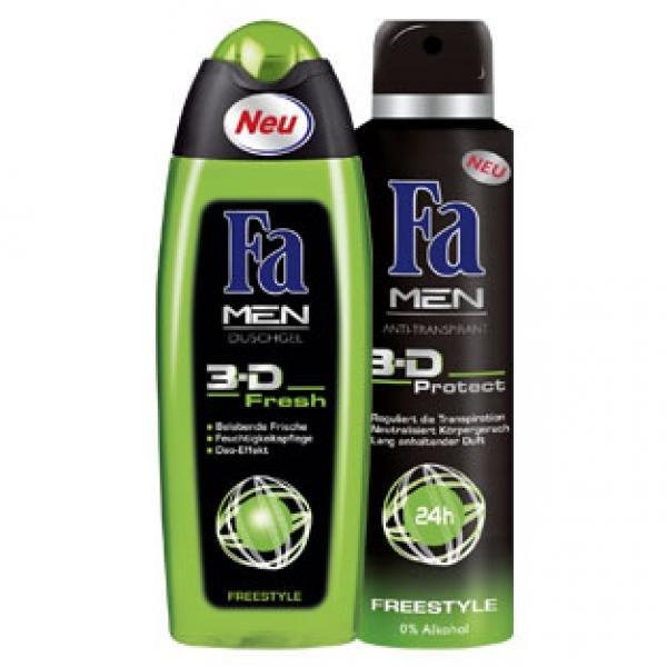 [FAMILA NW] 5x Fa Deo-Spray 150ml oder Duschgel 250ml + Gratis MovieChoice Kinoticket für 5,05€