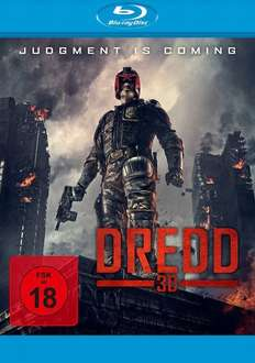 [media-dealer.de] Dredd Blu-ray 3D +2D für 8,99 € (+VSK bis 22 Euro)