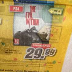 [Lokal Plauen] The Evil Within
