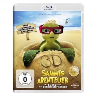 [Blu-ray] Sammys Abenteuer 3D @ Redcoon