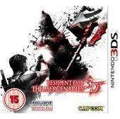 [Nintendo 3DS] Resident Evil: The Mercenaries @ WOWHD