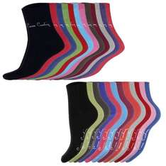 PIERRE CARDIN 12er Pack Damensocken Ebay Wow