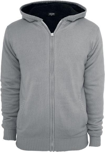 Urban Classics Knitted Winter Zip Hoody (S,L,XL, XXL) für 43,94 @emp.de