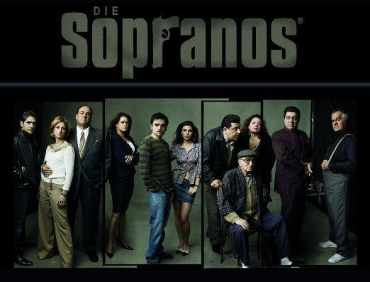Die Sopranos auf 28 DVD bei Amazon für 39,44 bzw.  € 35