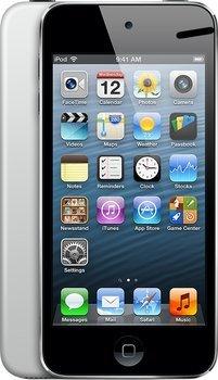 APPLE iPod touch 5G 16 GB schwarz/silber [Saturn]