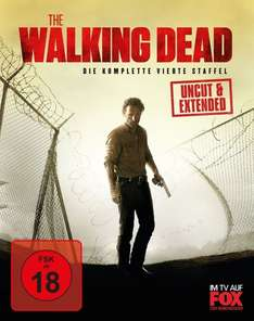 The Walking Dead Staffel 4 als Blu-ray, VÖ 03.11.2014