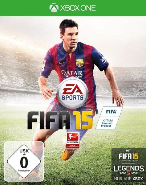 Fifa 15 für Xbox One (mit Fifa Ultimate Team Legends)