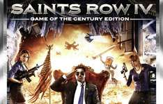 Saints Row IV: Game of the Century Edition für 4,88 EUR