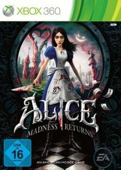 Alice: Madness Returns (xbox)  -  Vergleichpreis 30,99€ CD Version