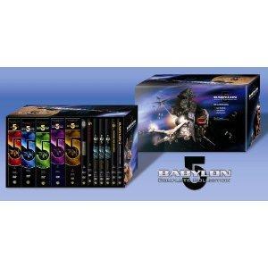 Babylon 5 - Complete Box für 59,97 Euro