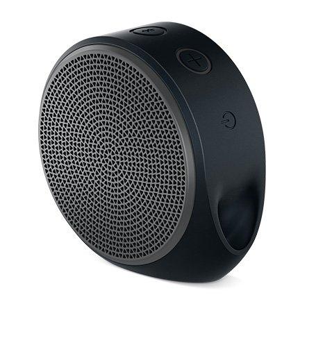 Logitech X100 Bluetooth Lautsprecher für 25 EUR bei MM Online