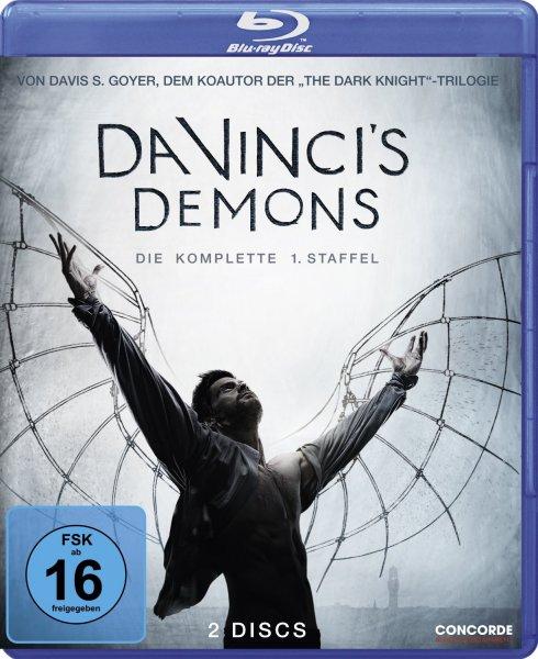 Da Vinci's Demons - Staffel 1 [Blu-ray] für 14,97 € (Prime) > [amazon.de]