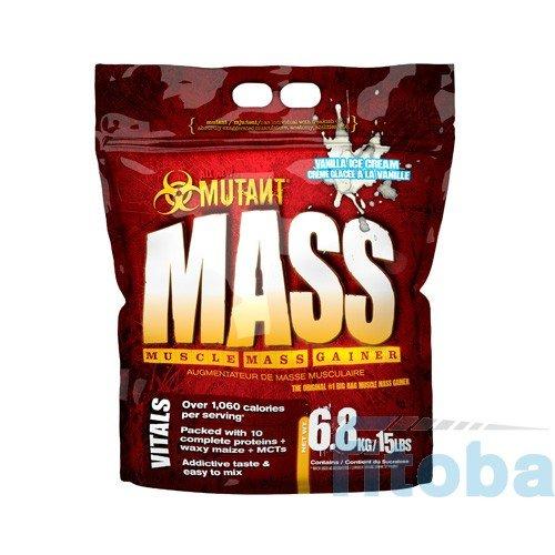 Mutant Mass Weight Gainer 6800g 55,90€, ab 100€ 50,90€
