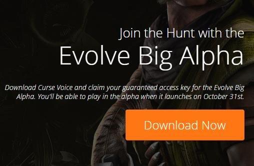 [Alle Plattformen] EVOLVE BIG ALPHA