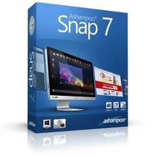 Ashampoo Snap 7 kostenlos statt 19,99 € > [ashampoo.com]