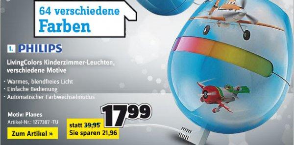 Philips LivingColors Kinder heute bei Conrad für 17,99 versandkostenfrei