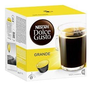 [Amazon] Dolce Gusto Kapseln 6 Kartons + 3 Kartons Tea Latte Gratis dazu (144 Kapseln)