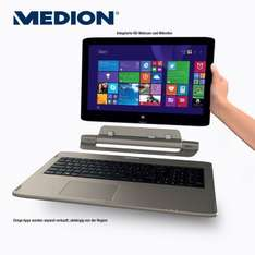 [Aldi] Medion Akoya S6214T (MD 99440) Notebook/Tablet für 499,-€ ab 30.10.