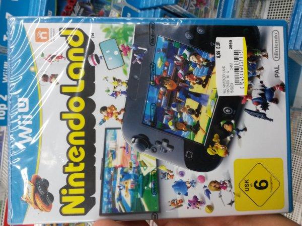 [lokal] Wii U Nintendo Land (Media Markt Berlin Tegel)