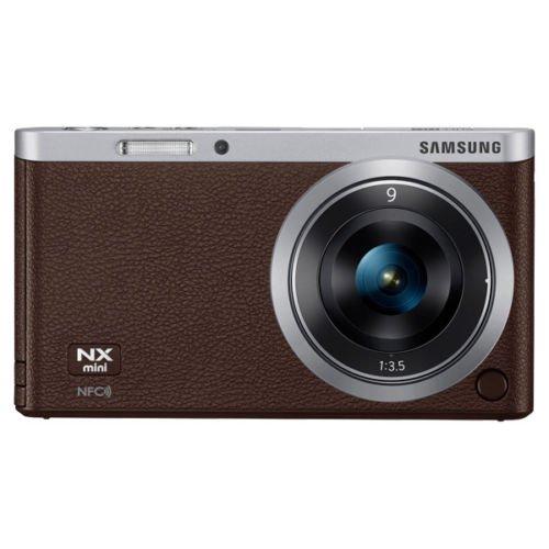 [ebay] SAMSUNG NX Mini Kit 9 mm Systemkamera - verschiedene Farben