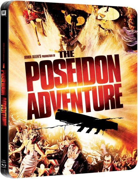 Die Höllenfahrt der Poseidon (Blu-ray) Steelbook für 5,69€ @Zavvi.com
