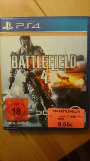 "(Lokal-Chemnitz) Battlefield 4 D1 Edition für Playstation 4 im Toys""R""Us Chemnitz-Center"