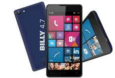 Yezz Billy 4.7 Windows Phone 8.1 Dual-Sim Handy von Amazon.fr