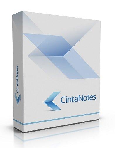 CintaNotes Pro 2.8